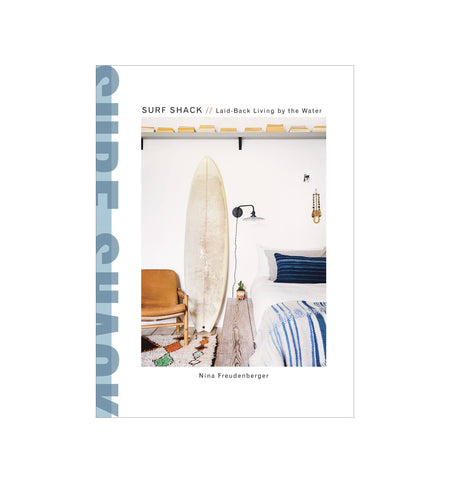 Surf Shack - Hardcover - Home Essentials - Iron and Resin