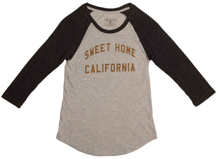 Sweet Home California Women's Tee - Tops - Iron and Resin