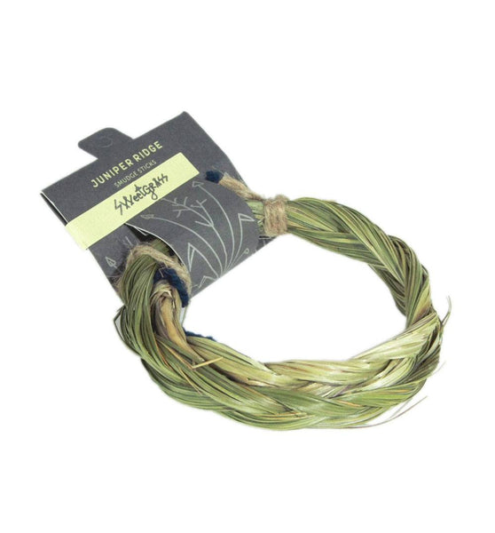 Juniper Ridge Sweetgrass Braids