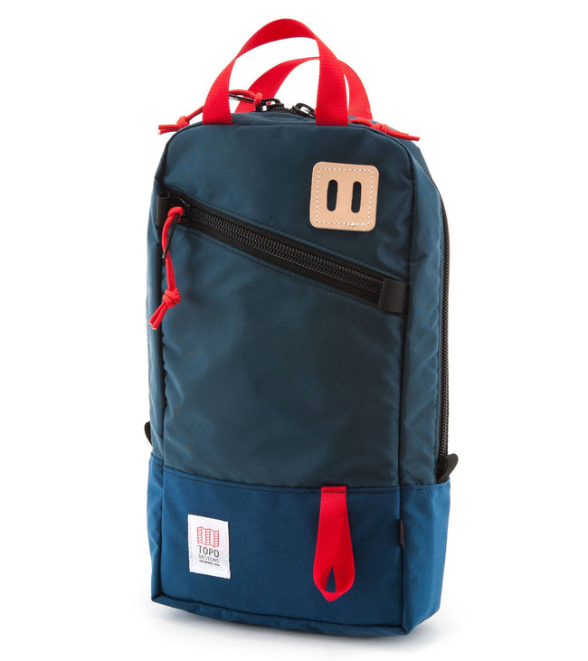 Topo Designs Trip Pack - Accessories: Bags - Iron and Resin