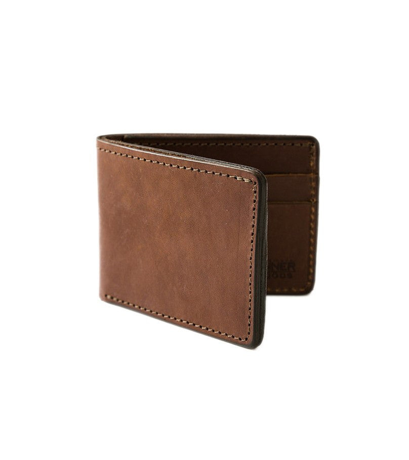 Tanner Goods - Utility Bifold - Accessories: Wallets - Iron and Resin
