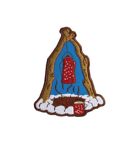 Kimberlin Co. Patch - Taste - Accessories: Patches - Iron and Resin