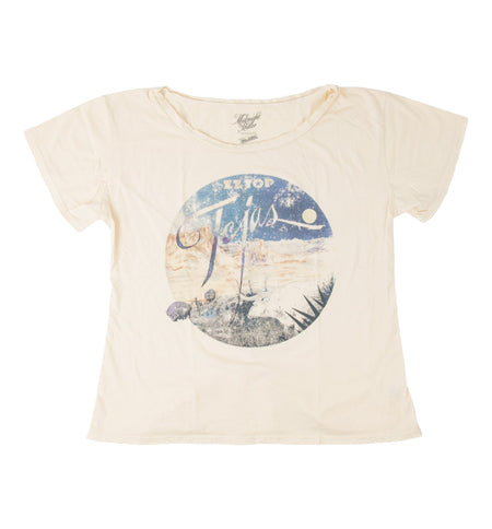 Midnight Rider - Tejas Boyfriend Tee - Tops - Iron and Resin