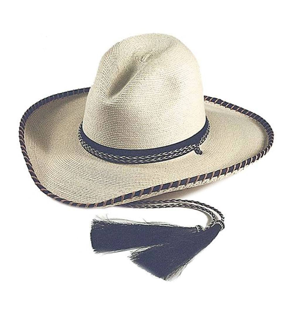 SunBody Hats Texas Two-Step - Accessories: Headwear: Women's - Iron and Resin