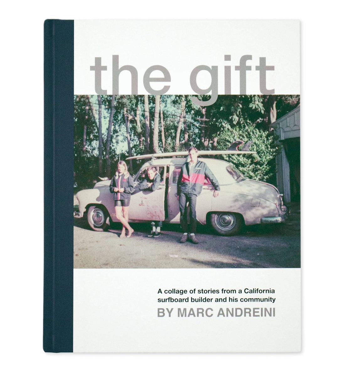 Andreini Surfboards The Gift - Home Essentials - Iron and Resin