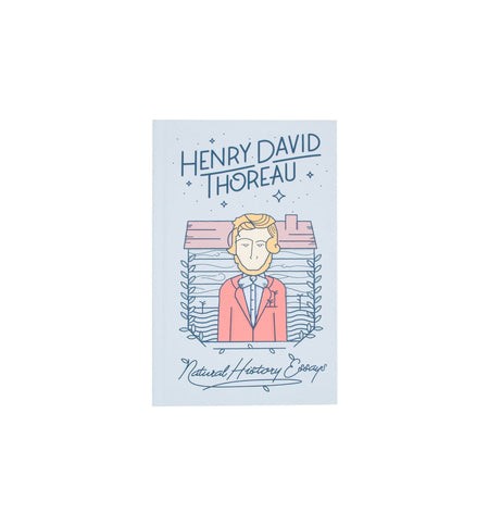 Henry David Thoreau Natural History Essays - Home Essentials - Iron and Resin