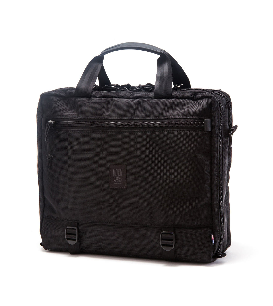 Topo Designs 3-Day Briefcase - Accessories: Bags - Iron and Resin