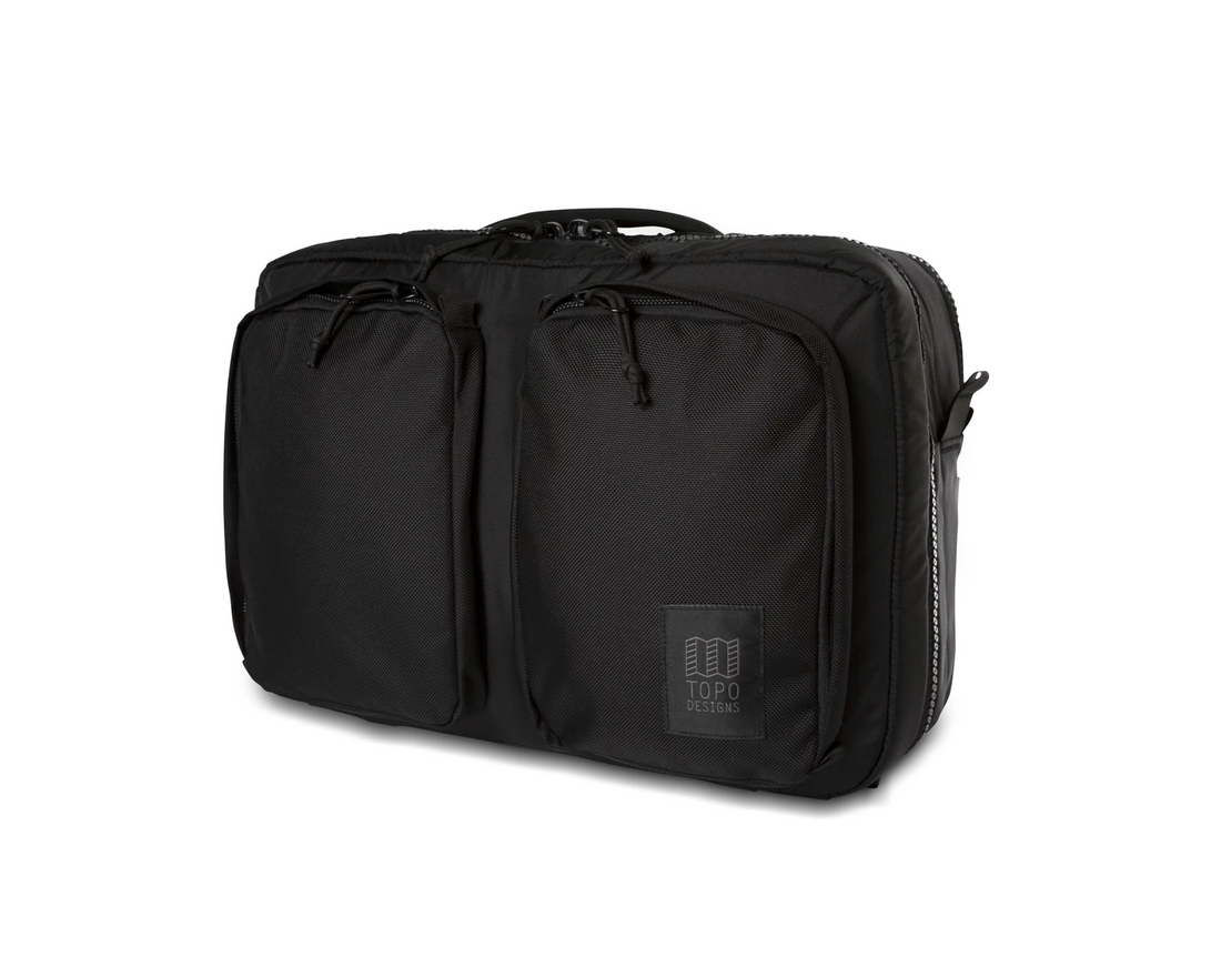 Topo Designs Global Briefcase 3-Day - Bags/Luggage - Iron and Resin