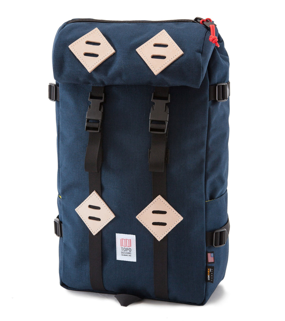 Topo Designs 22L Klettersack - Accessories: Bags - Iron and Resin