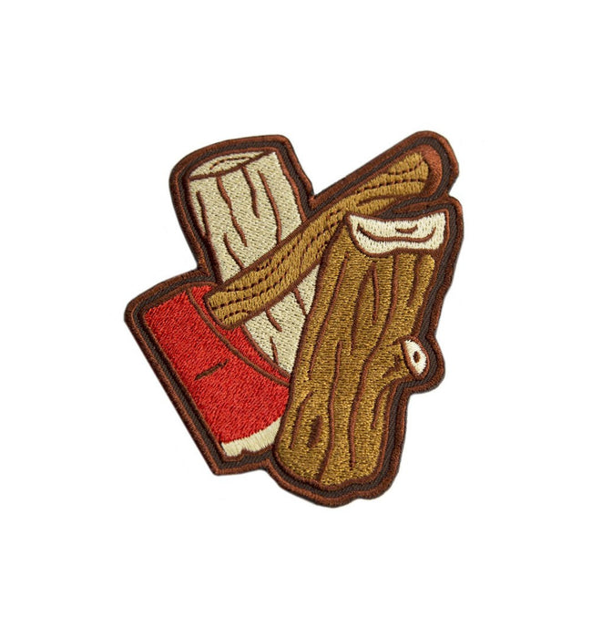 Kimberlin Co. Patch - Touch - Accessories: Patches - Iron and Resin