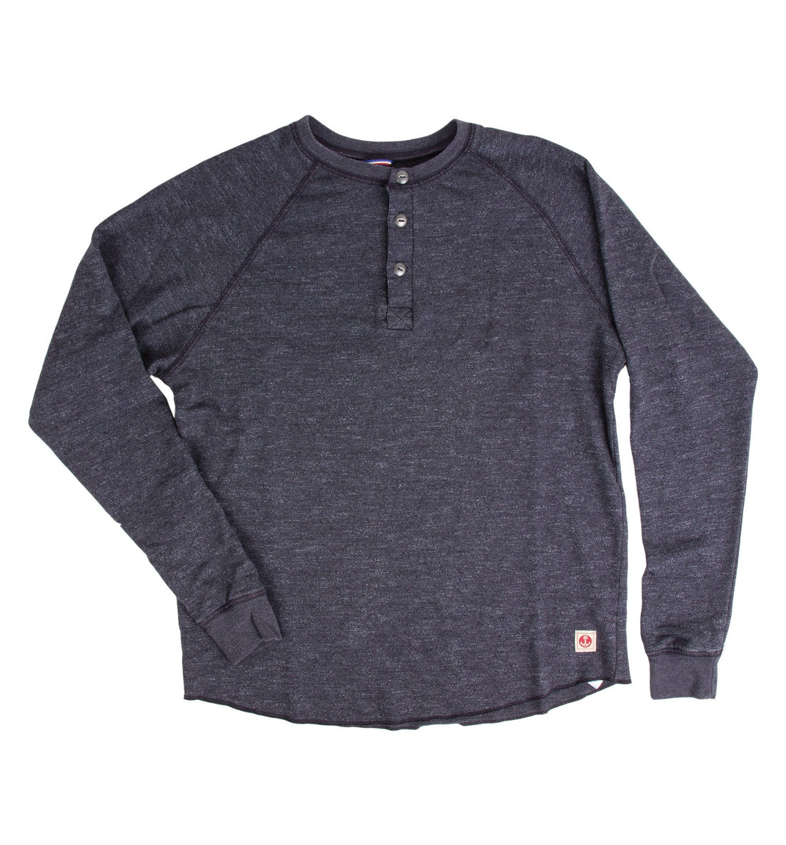 Transit Henley - Tops - Iron and Resin