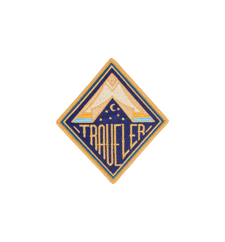 Asilda - Traveler Patch - Accessories: Patches - Iron and Resin