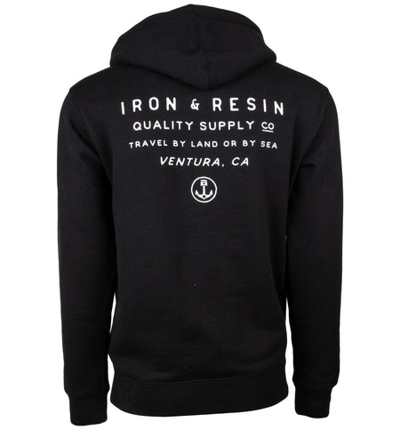 Trestles Pullover Hoodie - Tops - Iron and Resin