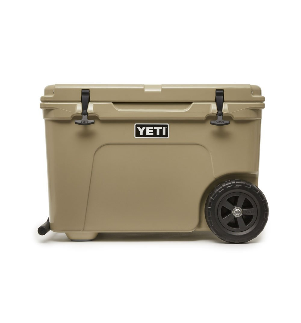 Yeti Coolers Tundra Haul - Tan - Outdoor Living/Travel - Iron and Resin
