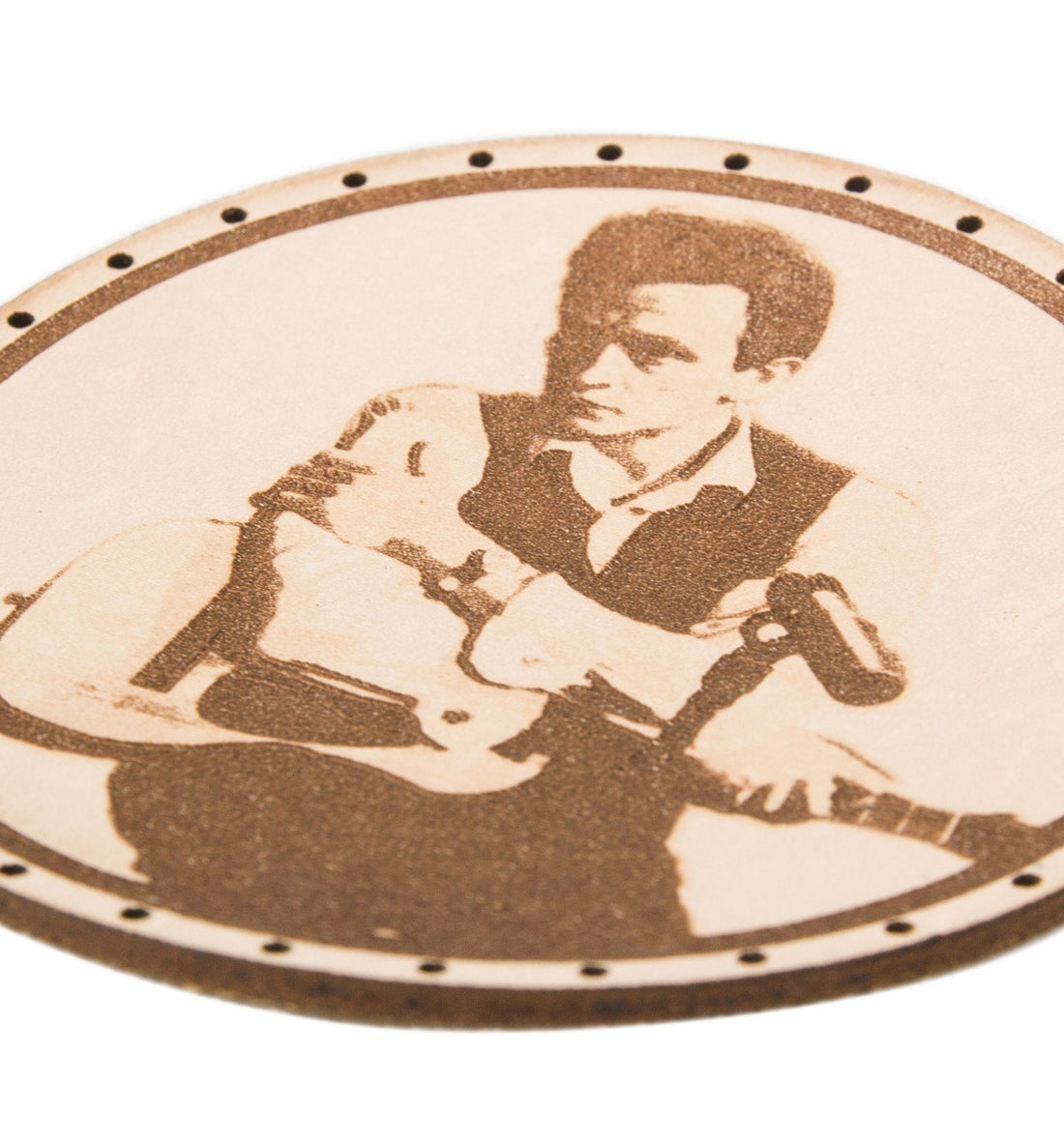 Jonny Cash Appreciation Patch - Accessories: Patches - Iron and Resin