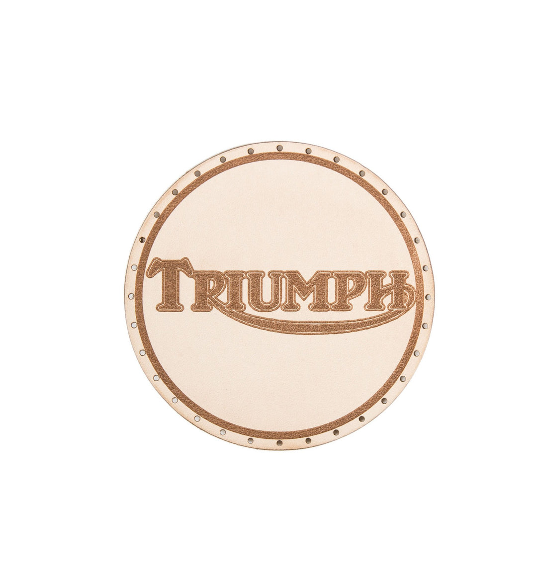 Triumph Motors Patch - Accessories: Patches - Iron and Resin