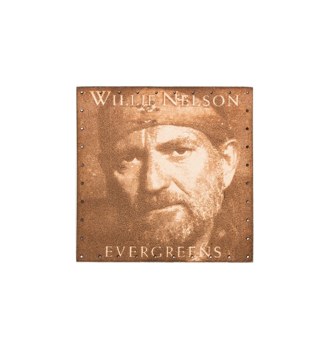 Willie Nelson Appreciation Patch - Accessories: Patches - Iron and Resin