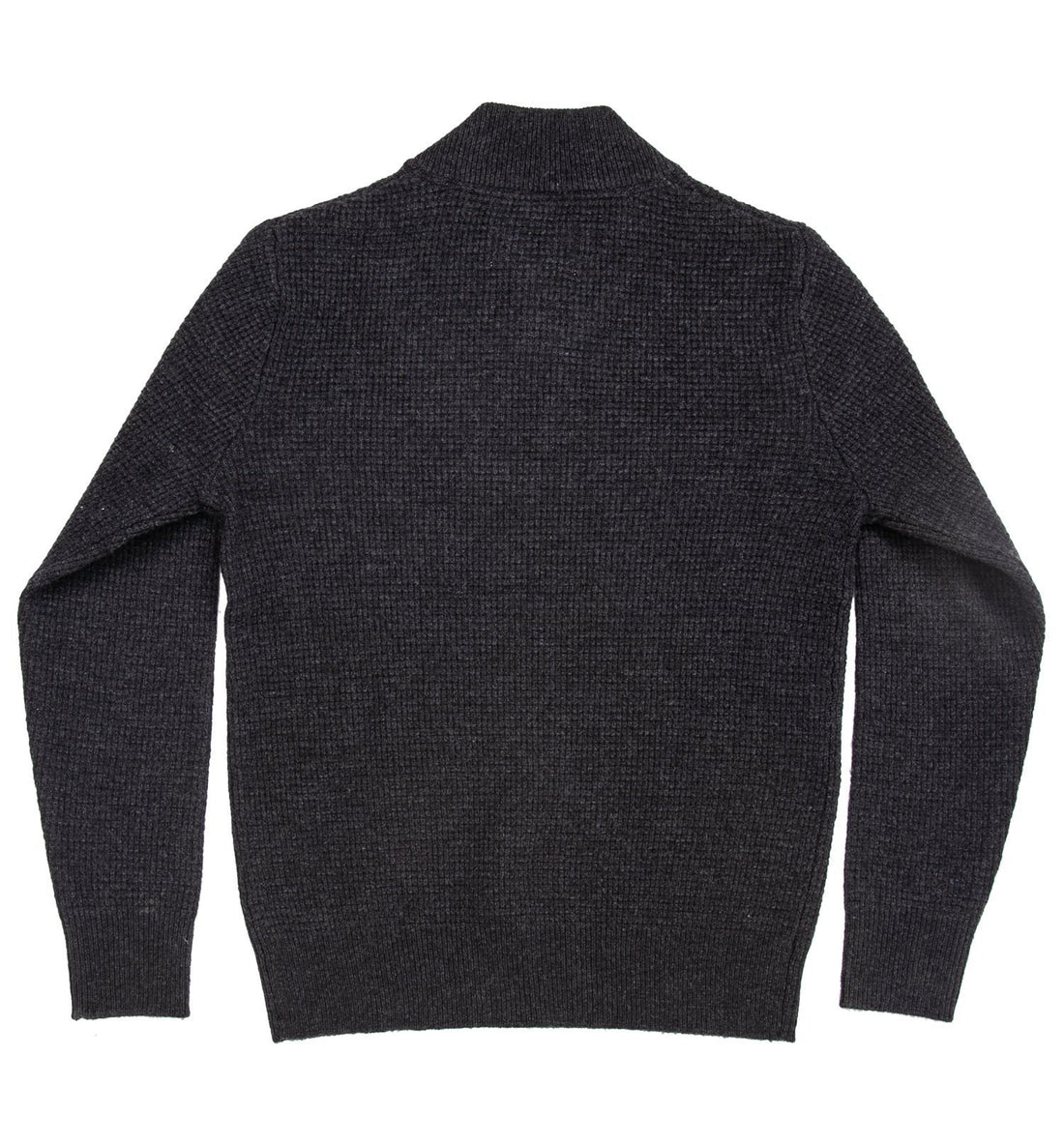 Schott NYC Corp. Men's Athletic V-Neck Sweater - Tops - Iron and Resin