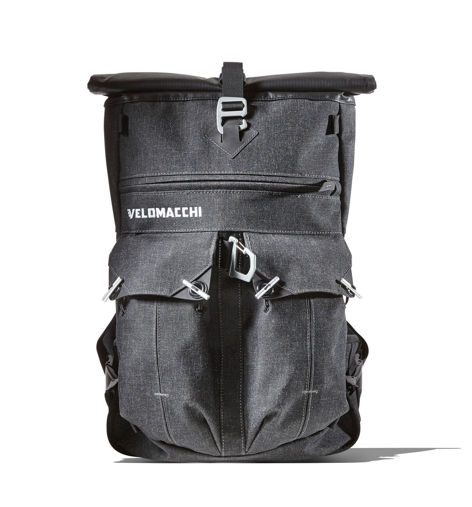Velomacchi Speedway Rolltop Backpack