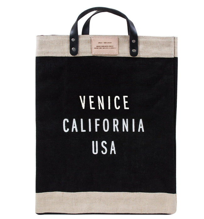 Apolis x INR: Market Bag Venice - Bags/Luggage - Iron and Resin