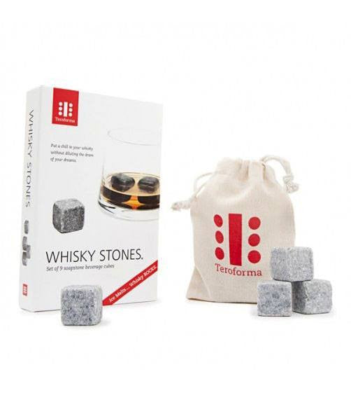 Whiskey Stones Set - Kitchenware - Iron and Resin