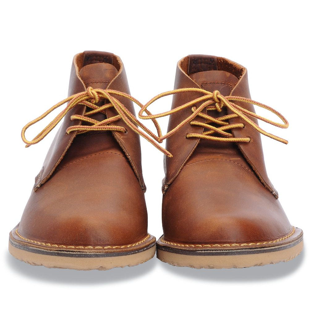 Red Wing Weekender Chukka - Boots - Iron and Resin