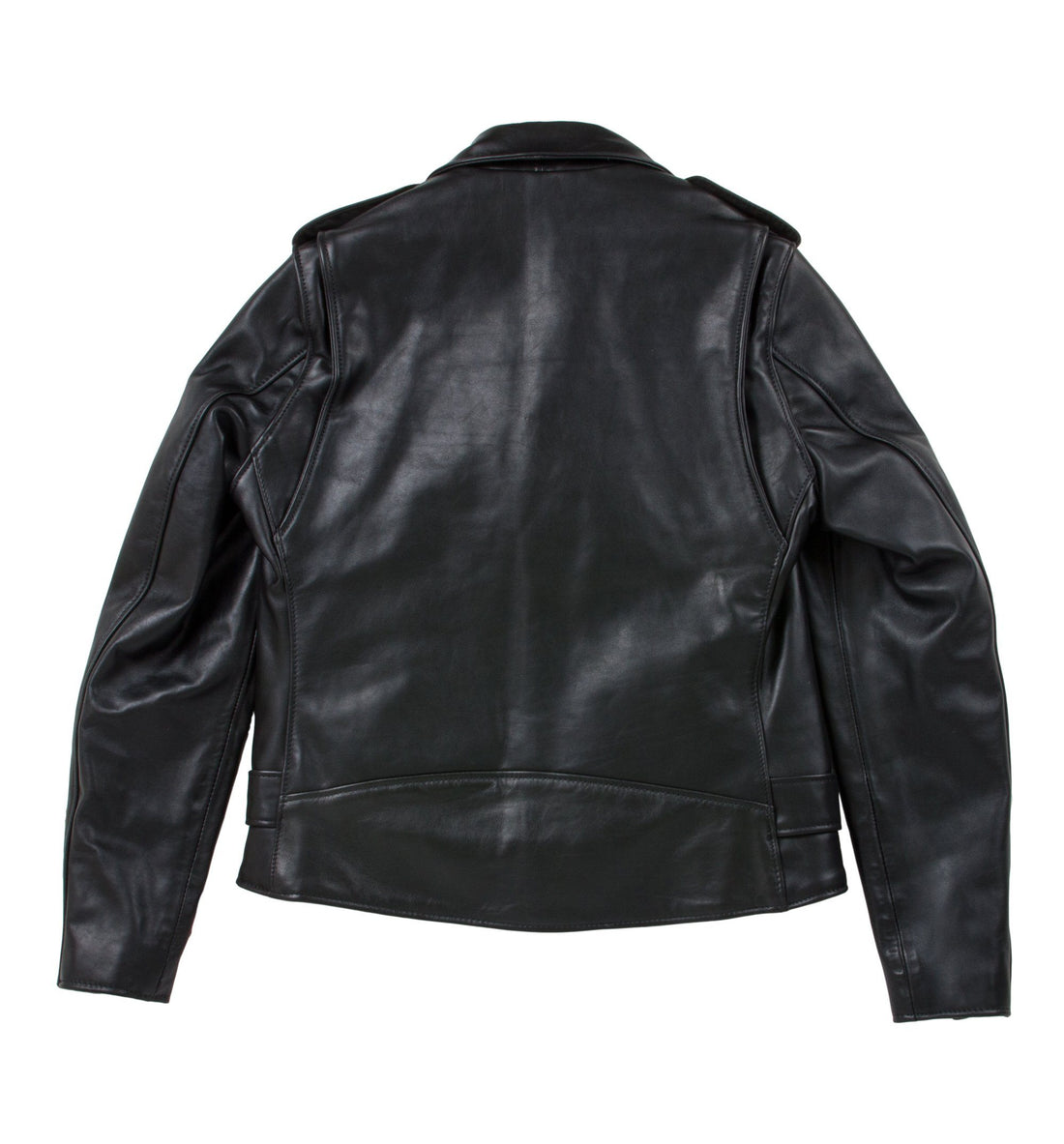 Schott Women's Leather Motorcycle Jacket - Outerwear - Iron and Resin