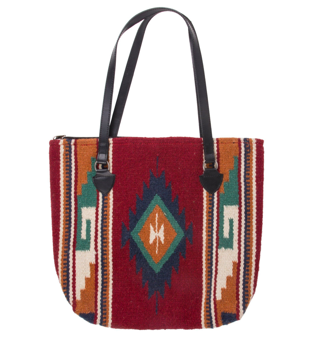 Wool Maya Purse - Bags/Luggage - Iron and Resin