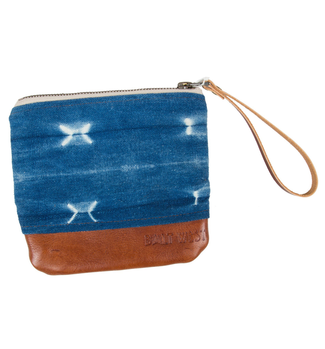 Bolt West LE Wristlet - Accessories: Bags - Iron and Resin