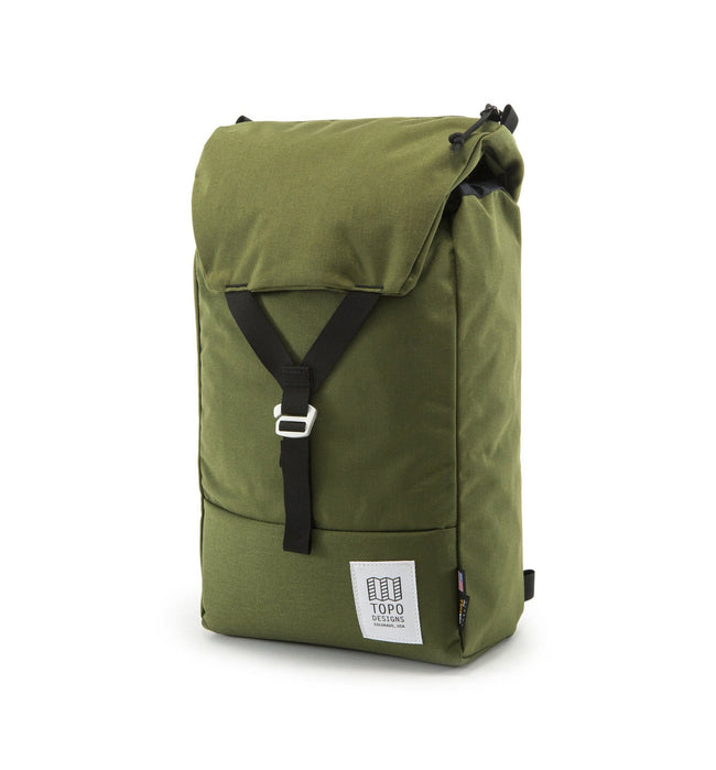Topo Designs Y-Pack - Accessories: Bags - Iron and Resin
