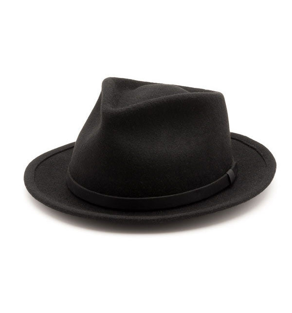 Yellow 108 Jackson Fedora - Accessories: Headwear - Iron and Resin