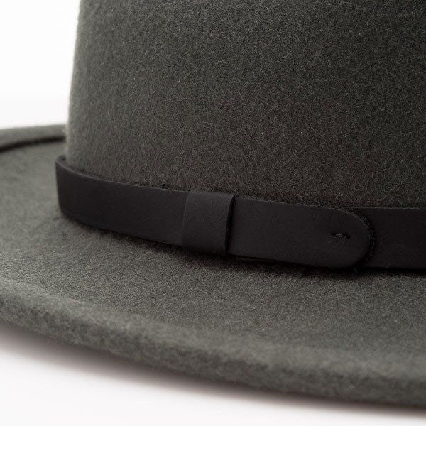 Yellow 108 Jackson Fedora - Headwear - Iron and Resin