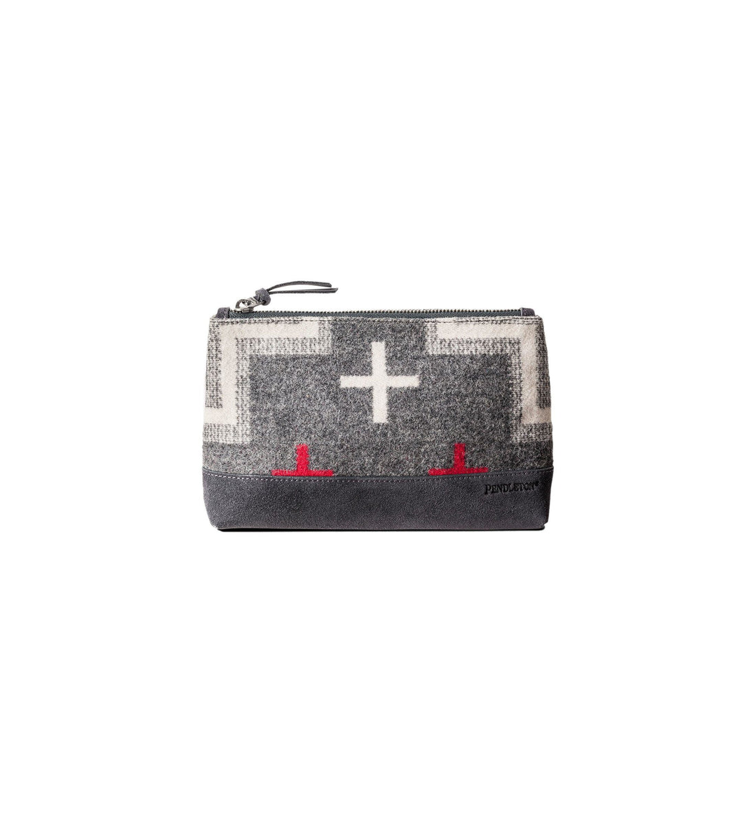Pendleton Zip Pouch - San Miguel - Carry Essentials - Iron and Resin