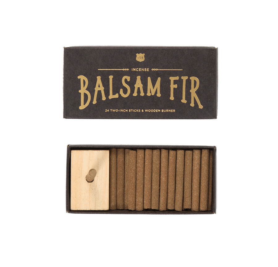 Izola Balsam Fir Incense
