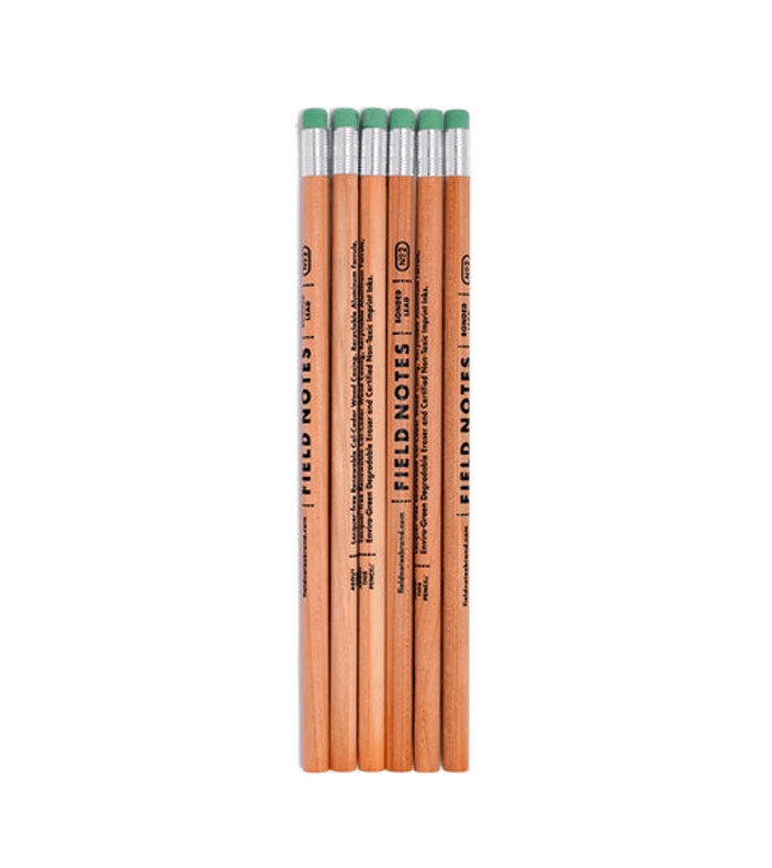 Field Notes Pencil 6pk - Home Essentials - Iron and Resin