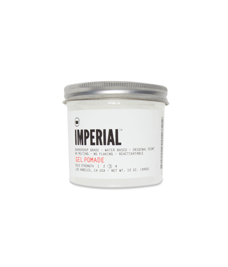 IMPERIAL GEL POMADE - Grooming: Hair - Iron and Resin