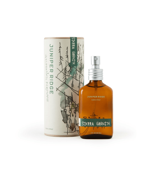 Juniper Ridge Cabin Spray - Sierra Granite