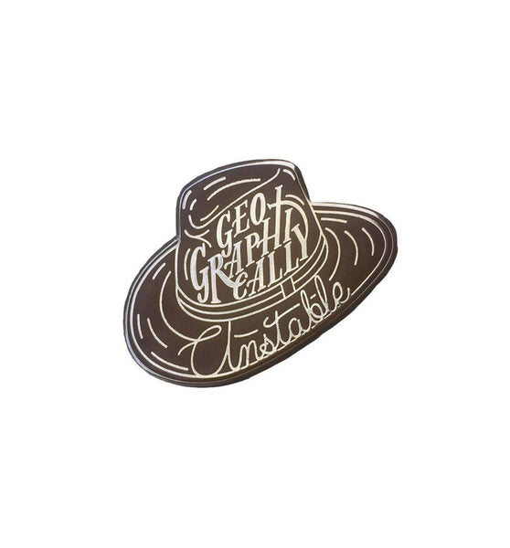 Asilda - Geographically Unstable Pin
