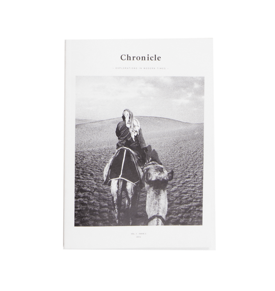 Chronicle Vol. 1, Issue 2 - Accessories: Magazines - Iron and Resin
