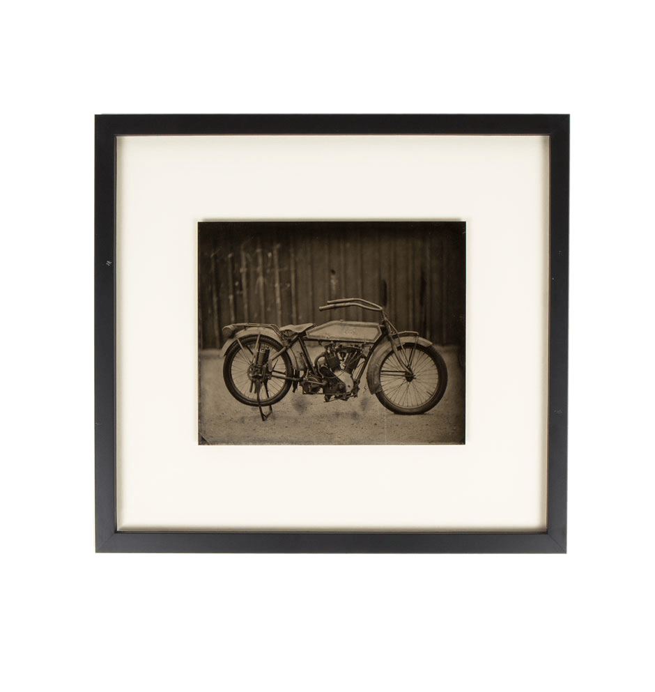 Lisa Dodge Tin Type- Pope