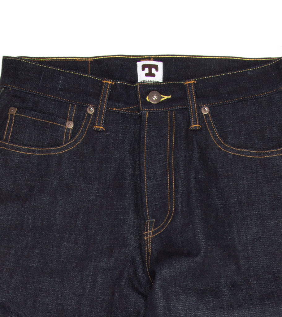 Tellason Sheffield 14.75oz - Apparel: Men's: Pants - Iron and Resin