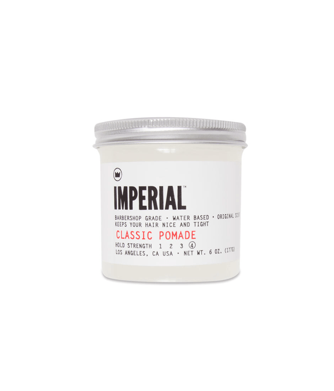 IMPERIAL CLASSIC POMADE - Grooming: Hair - Iron and Resin