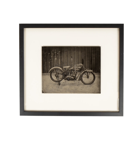 Lisa Dodge Tin Type- Excelsior - Art/Prints - Iron and Resin