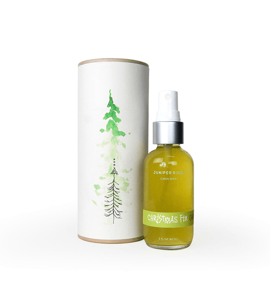 Juniper Ridge Cabin Spray - Christmas Tree