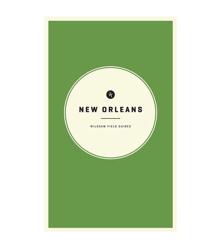Wildsam Field Guide - New Orleans - Outdoor Living/Travel - Iron and Resin