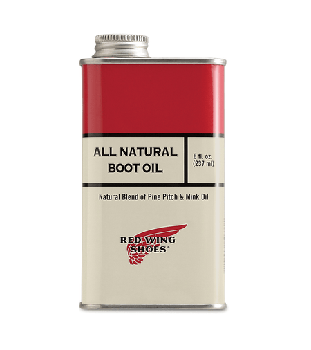 Red Wing Boot Oil - Footwear Essentials - Iron and Resin