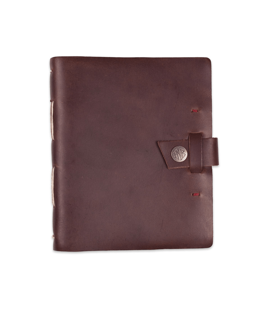 VAGABOND JOURNAL - Accessories: Journals - Iron and Resin