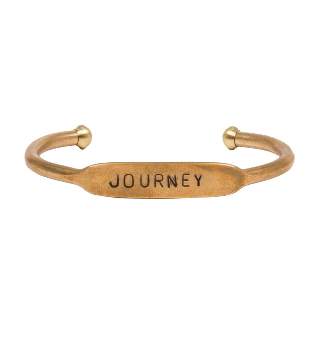 Journey Bracelet - Jewelry: Women's: Bracelets - Iron and Resin