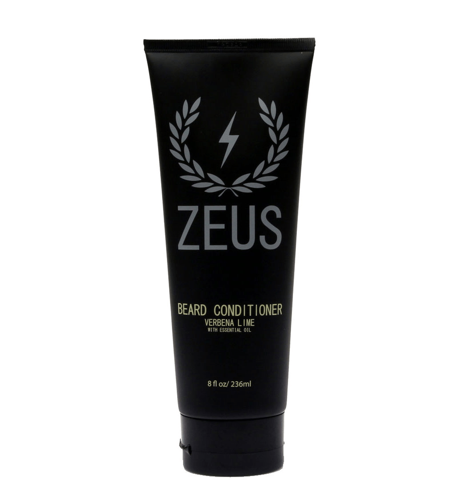 Zeus Beard Conditioner, Lime 8oz - Grooming - Iron and Resin