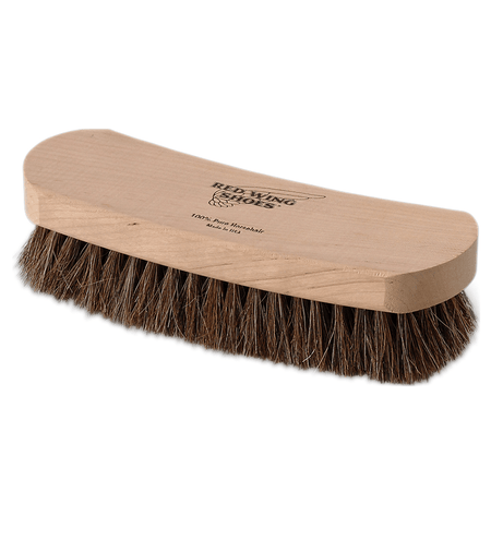 Red Wing Boot Brush - Footwear Essentials - Iron and Resin